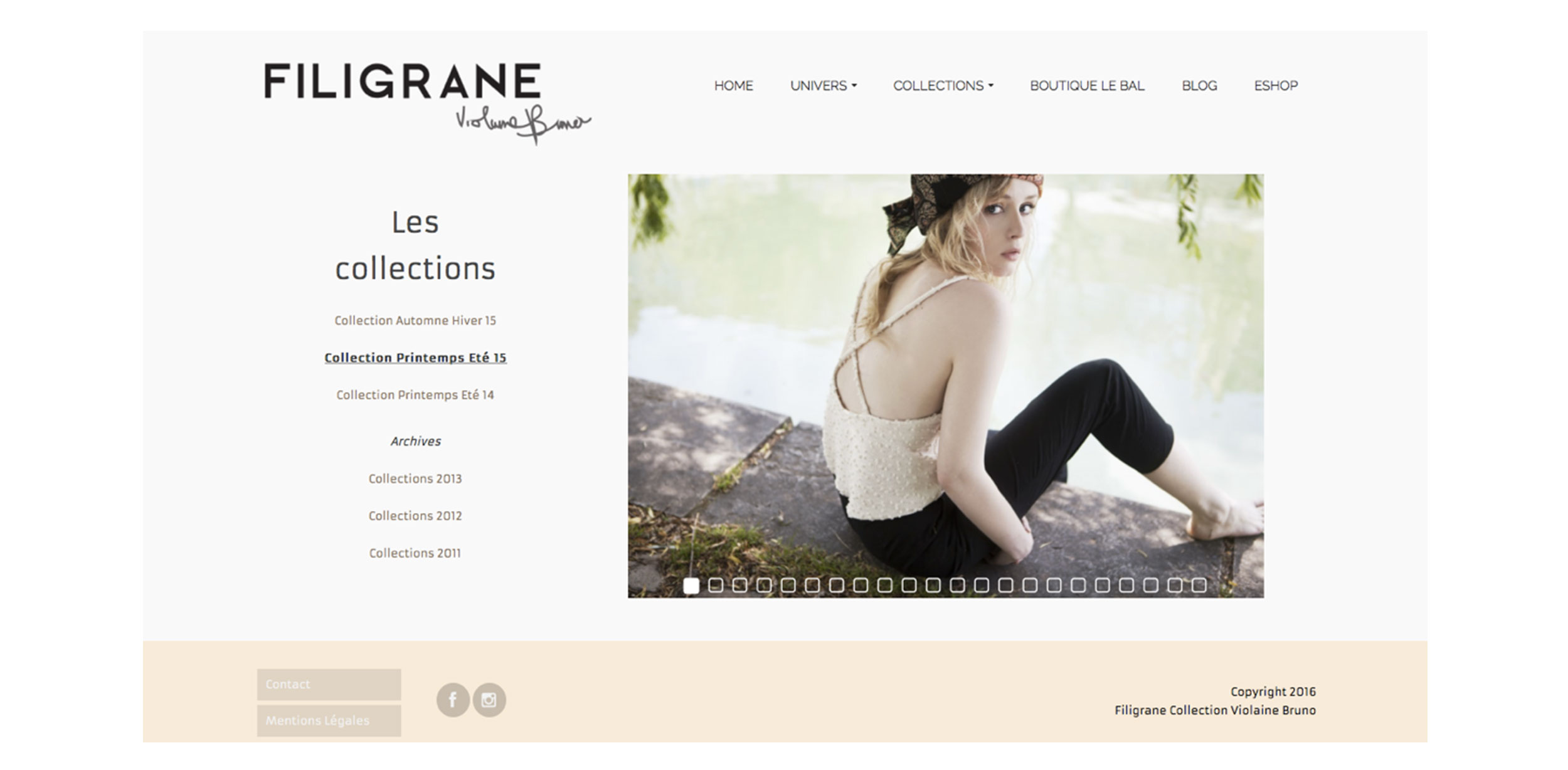creation-site-internet-wordpress-filigrane-collection